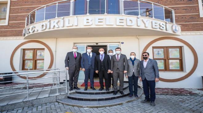 Dikili'ye yeni belediye binası müjdesi: 2022'de tamam!