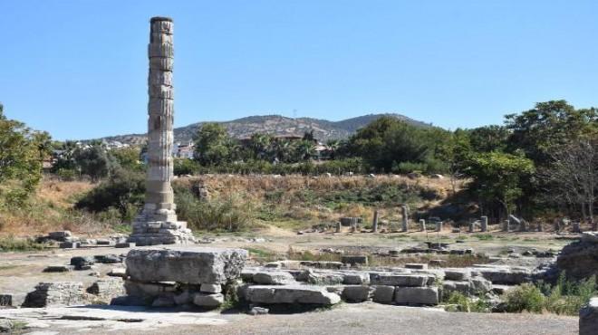 Dünya harikası 'Artemis'te düzenleme ve tanıtım atağı!