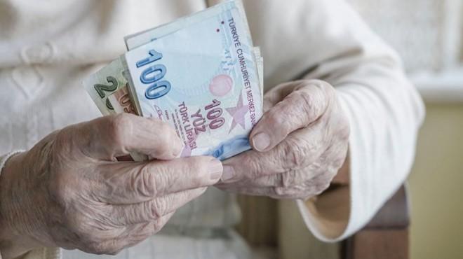 Emeklilerin bayram ikramiyesi o tarihte yatacak