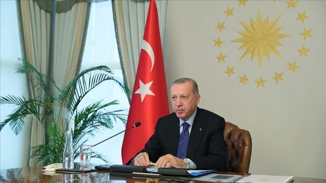 Erdoğan: Türkiye yeni bir göç yükünü taşıyamaz
