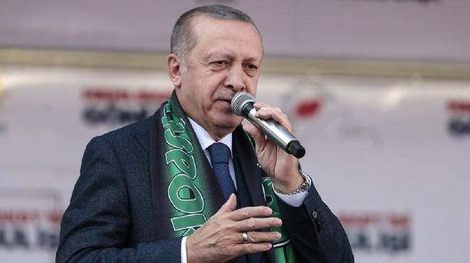 Erdoğan'dan Denizli'de 'İzmir' mesajları: Körfez, su ve İZBAN çıkışı!