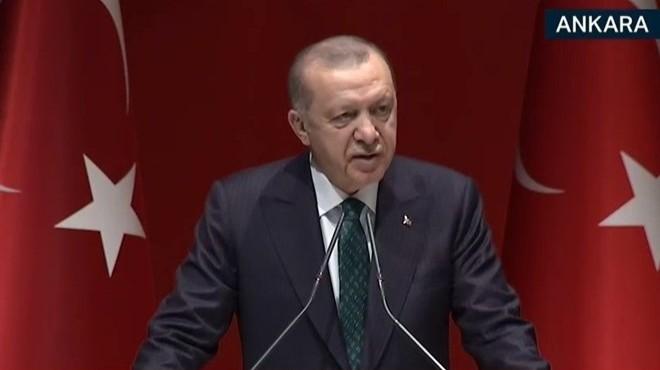 Erdoğan'dan normalleşme mesajı