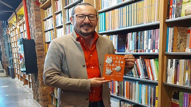 Gazeteci Avcı'nın ilk şiir kitabı raflarda: Daktiloda Yazılmış Aşk