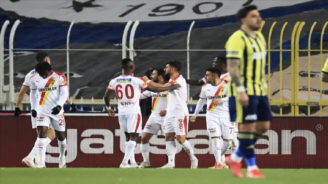 Göztepe İstanbul'da 9 maç aradan sonra kazandı