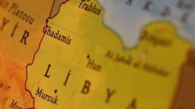 Hafter'in Sirte Karargahı Komutanı Diryak öldürüldü