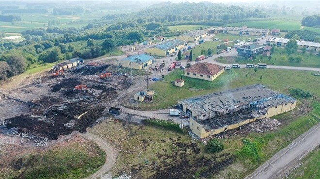 Havai fişek fabrikası patlamasında kritik gelişme
