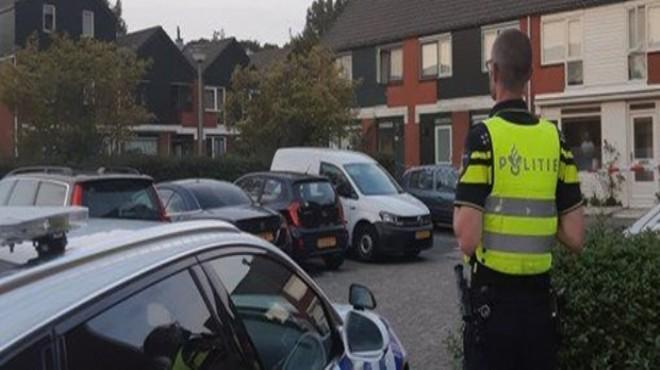 Hollanda'da silahlı saldırı: 3 ölü 1 yaralı