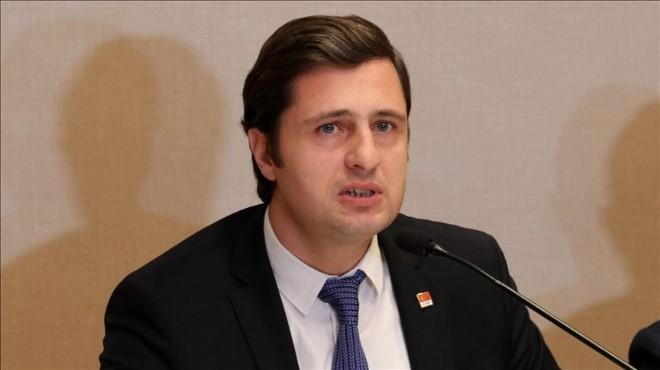 İl Başkanı Yücel CHP'nin Menemen kararını açıkladı!