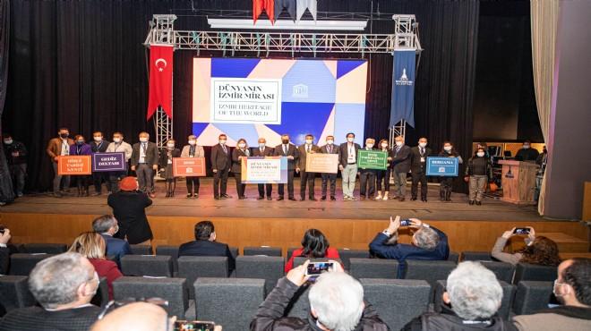 İzmir UNESCO Dünya Mirası Alanları'nın şehri oluyor!
