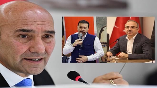 İzmir'de 'bağış' tartışması: Soyer'den çarpıcı çıkış, AK Parti'den sert yanıt!