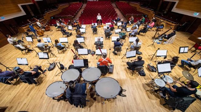 İzmir'de dayanışma orkestrası!