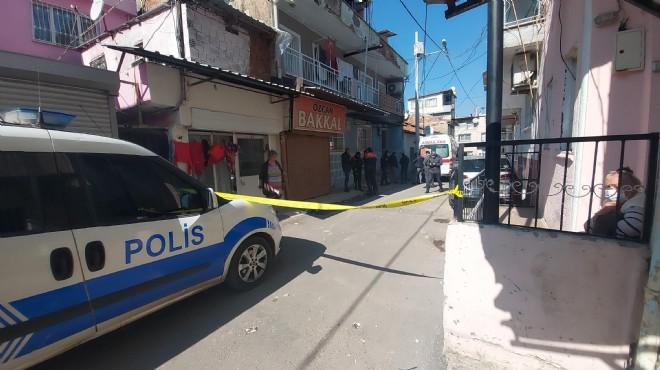 İzmir'de dehşet: Alacak-verecek kavgası cinayetle bitti!