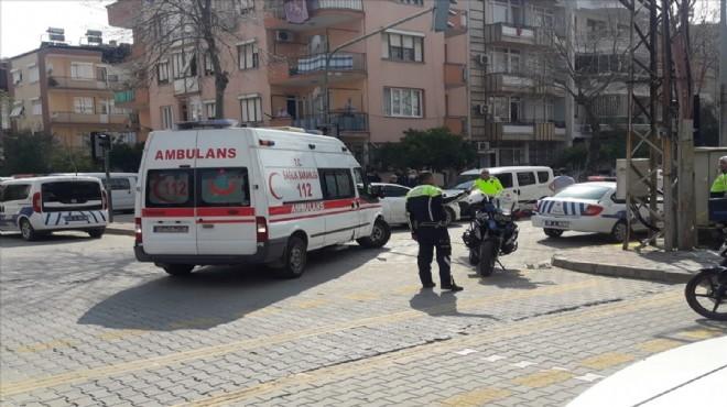 İzmir'de dehşet: Komşusunu öldürdü... Annesini bıçakladı... İntihar etti!