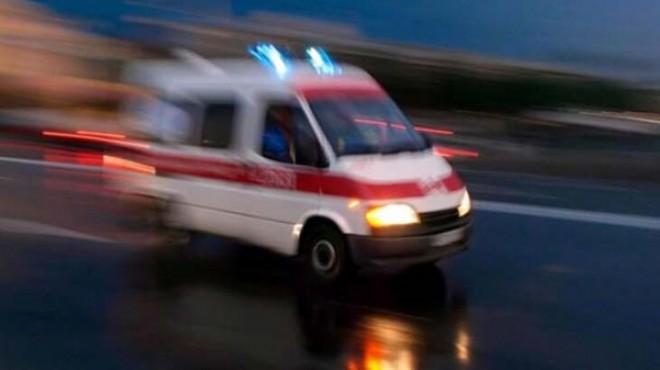 İzmir'de kahreden kaza: 5 yaşındaki Yusuf yaşamını yitirdi