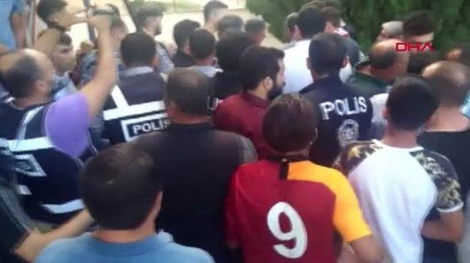 İzmir'de olaylı maç: Yöneticilere gözaltı!