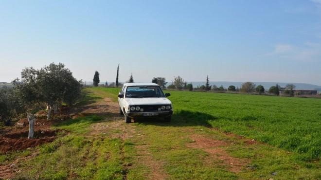 İzmir'de otomobil içinde ceset bulundu