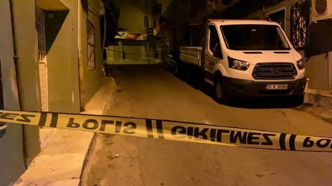 İzmir'de silahlı saldırı dehşeti: 1 ölü, 2 yaralı