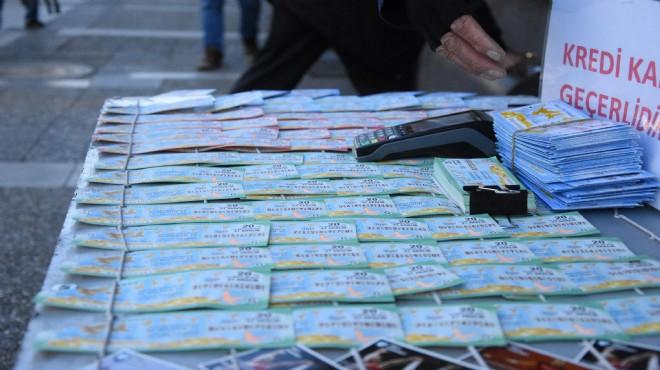 İzmir'in '95 milyonluk bilet standı' bu yıl da iddialı!