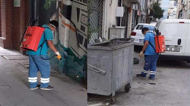 İzmir'in gözde semtinde 'temiz' harekat!