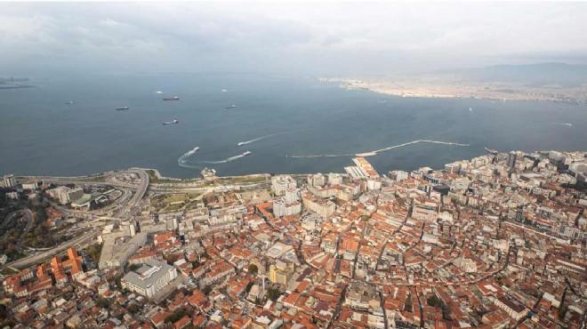 İzmir'in konut satış raporu!