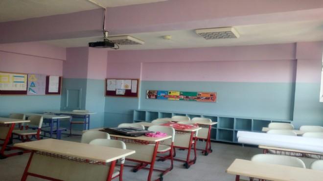 İzmir'in okullarına Büyükşehir desteği