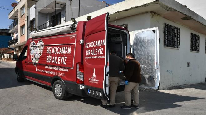 İzmir'in sosyal yardım raporu!