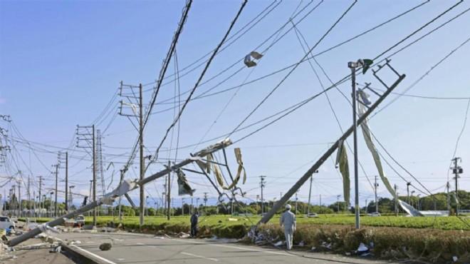 Japonya tayfunlardan elektrik üretmek istiyor