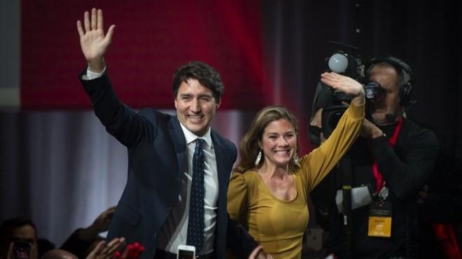 Kanada Başbakanı Trudeau'nun eşi virüsü yendi