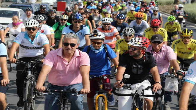 karsiyaka da bir ilk ikinci el bisiklet pazari