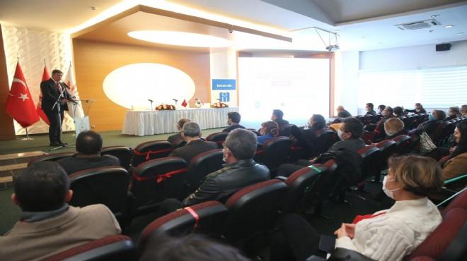 Karşıyaka'da  büyük 'dönüşüm' zirvesi