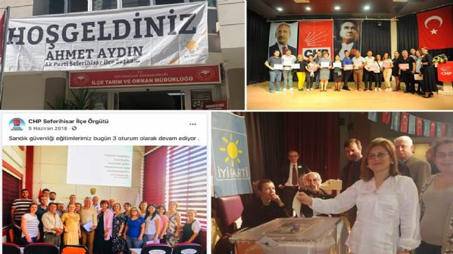 Kongreye salon tahsisi krizi: AK Parti'den CHP'ye foto-yanıt!