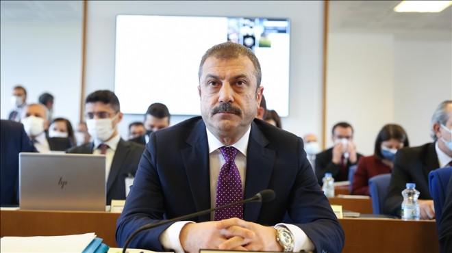 MB Başkanı Kavcıoğlu'ndan rezerv mesajı