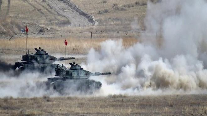 MSB: Şanlı ordumuz harekat için hazırdır