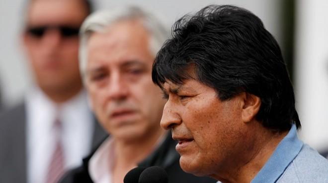 Morales: Tarihin en sinsi ve kötü darbesi!