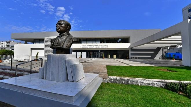 Mustafa Necati Kültür Merkezi kapılarını açıyor