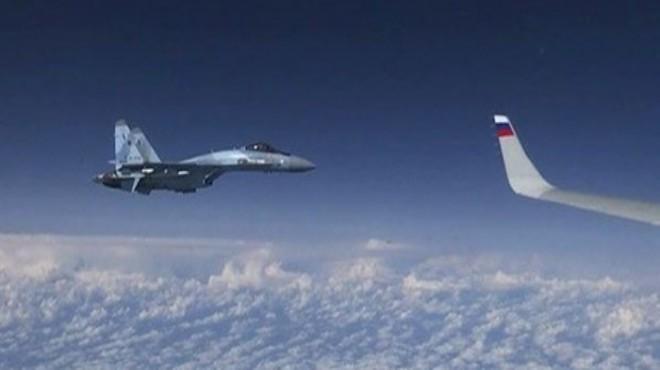 NATO jet krizinde Rusya'yı suçladı