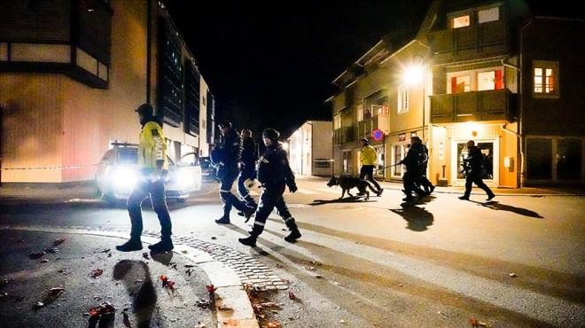 Norveç'te oklu saldırı: 5 kişi hayatını kaybetti