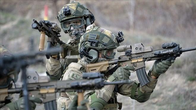 Nusaybin kırsalında 6 terörist etkisiz hale getirildi