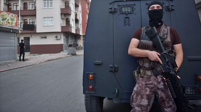 PKK ve DEAŞ'a büyük darbe: 391 gözaltı