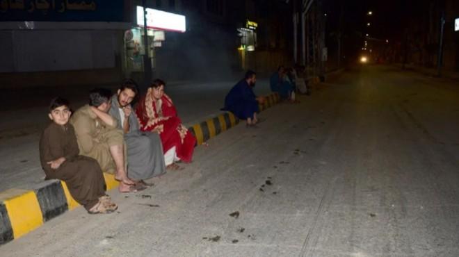 Pakistan'da deprem: En az 20 ölü, 200 yaralı