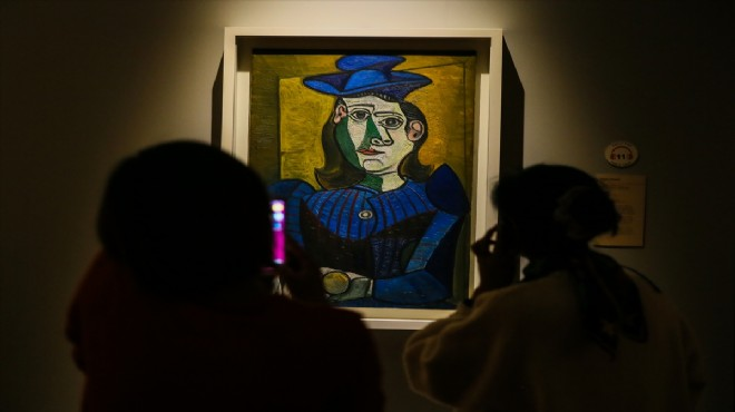 Picasso sergisini yaklaşık 150 bin kişi gezdi