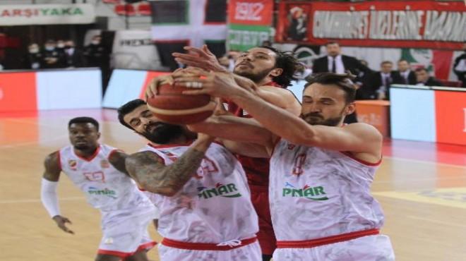 Pınar KSK'den üst üste 9. galibiyet
