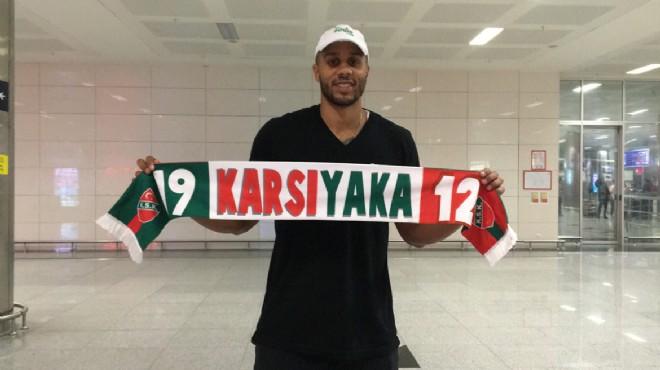 Pınar Karşıyaka'nın yeni transferi İzmir'de