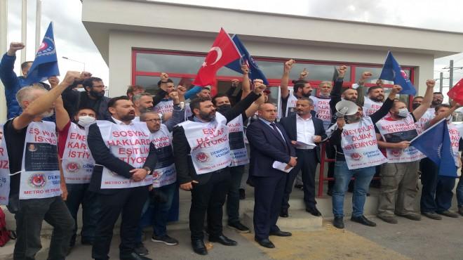 Raylarda 'TİS' krizi: Ve sendika grev tarihini astı!