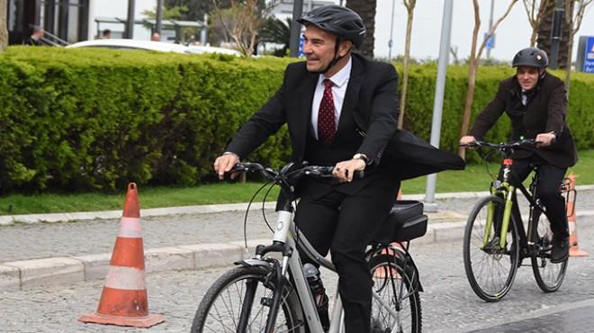 Soyer açıkladı: Bisiklet yolları kesintisiz birbirine bağlanacak