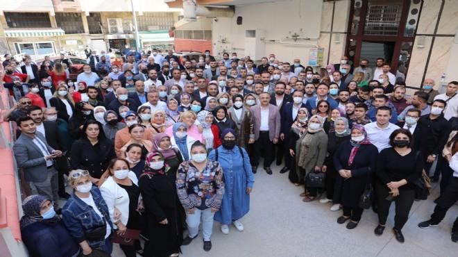 Sürekli'den Buca'da yatırım raporu ve CHP'ye salvo!