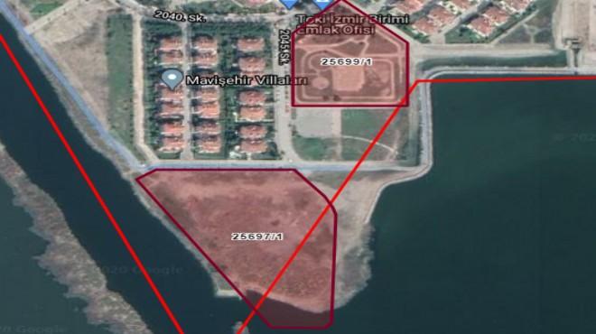 TMMOB'dan TOKİ'ye tepki: Deniz bile satılık!