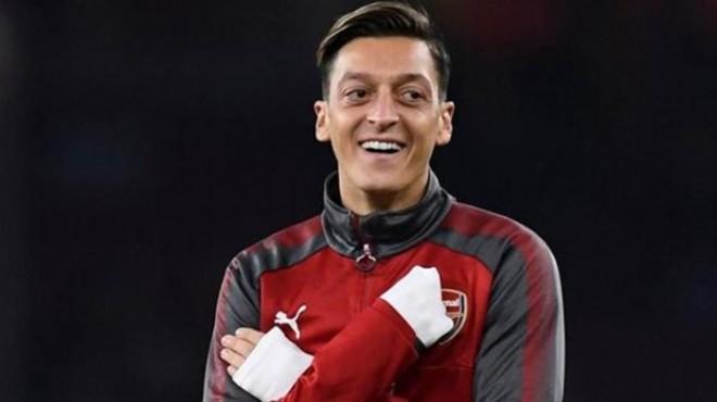 Transfer bombası: Mesut Özil Fenerbahçe'de