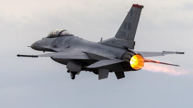 Türkiye'den 40 F-16 almak için adım: Talep iletildi!