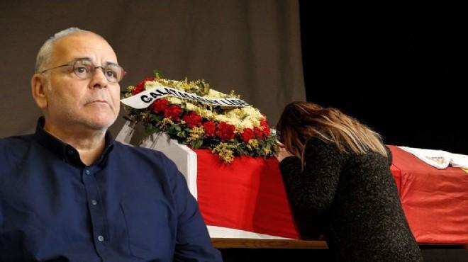 Usta sanatçı Rasim Öztekin'e gözyaşlarıyla veda...